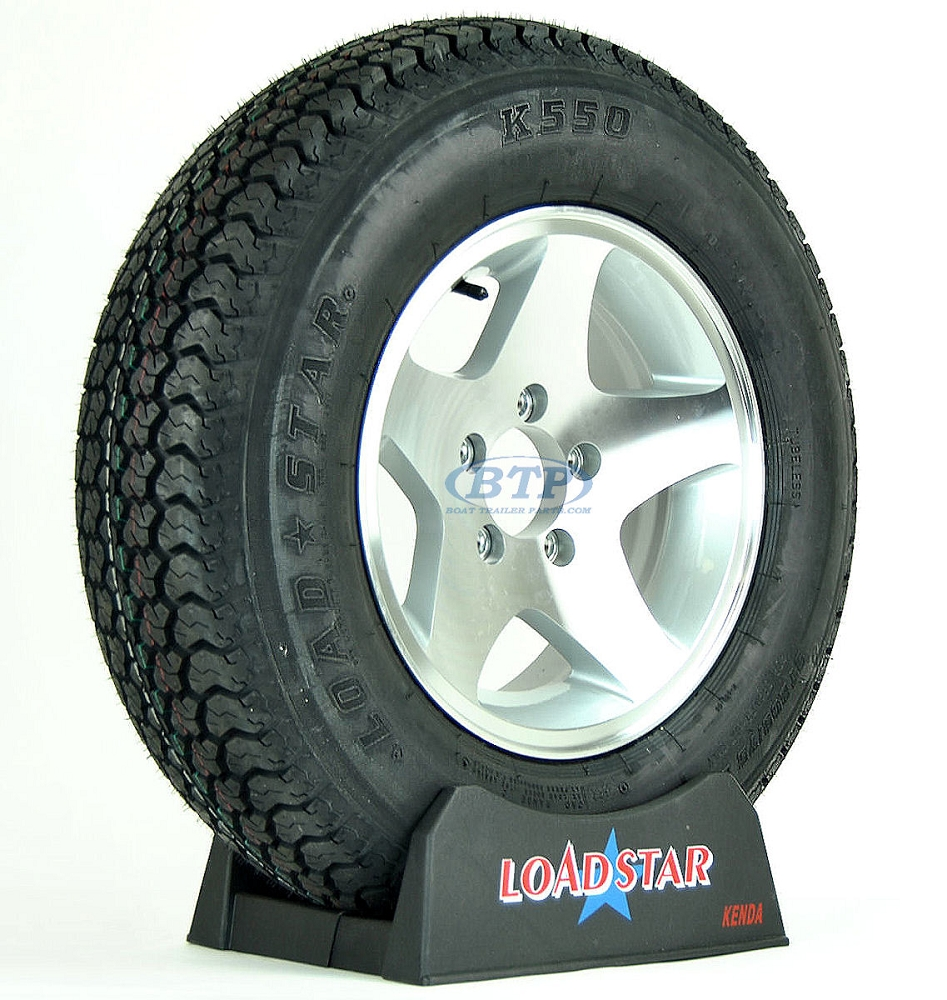 Wheel Mounted On Boats : Boat trailer tires mounted on wheels autos post