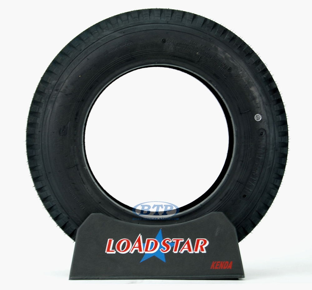Trailer Tire 5 30x12 Bias Ply 12 In Load Range C 1045lb By Loadstar