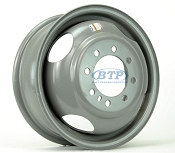 Dually Trailer wheels