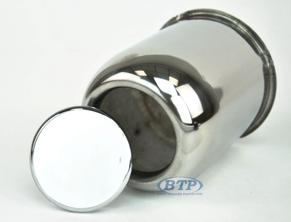Stainless Steel Center Cap 13 14 And 15 Inch Aluminum Wheels