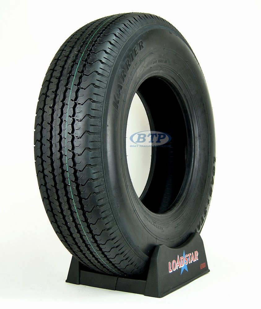Trailer Tire St235 80r16 Load Range E Rated To 3500 Lbs By Loadstar