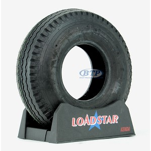 Trailer Tire 5.70 x 8 Bias Ply 8 in Load Range C 910lb by Loadstar